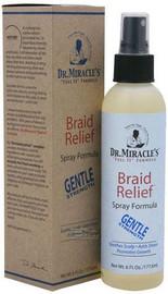 Dr.Miracle Braid Relief Spray Gentle 6oz