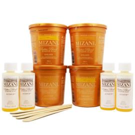 Mizani Butter Blend Hair Relaxer 4 Application