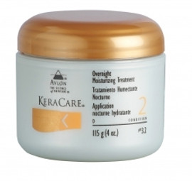 Keracare Overnight Moisturizing Treatment 4oz