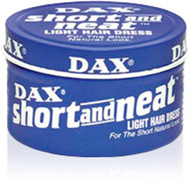 DAX Short & Neat Hair Dress 3.5oz
