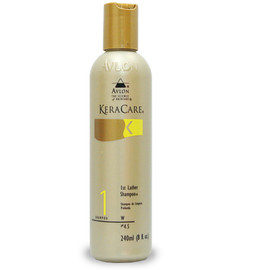 Keracare 1st Lather Shampoo Sulfate-Free 8oz