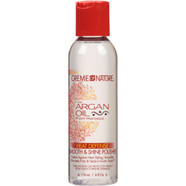 Creme of Nature Argan Oil Gloss & Shine Polisher 4oz