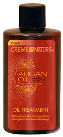 Creme of Nature Argan Oil Treatment 3oz