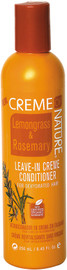 Creme of Nature Lemongrass & Rosemary Leave-in Conditioner 8.45oz