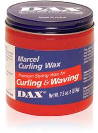 DAX Marcel Curling Wax 214g