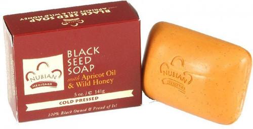 Nubian Honey & Black Seed Soap 5oz