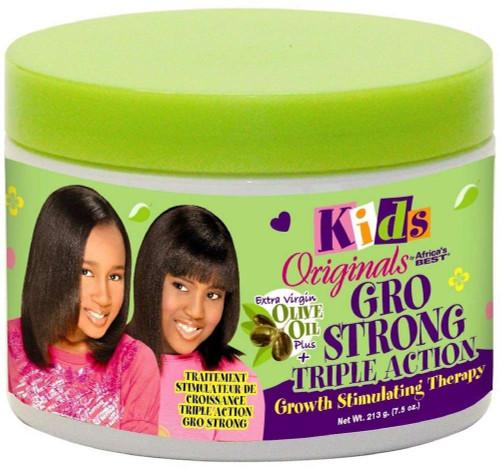 Africa's Best Organic Kids Gro Strong 213g