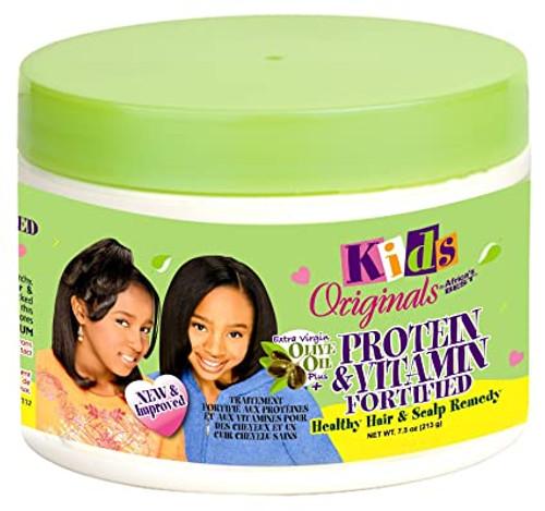 Africa's Best Organic Kids Hair Scalp Remedy 7.5oz