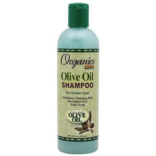Africa's Best Organic Olive Oil Shampoo 12oz