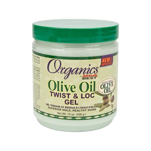 Africa's Best Organic Olive Oil Twist & Lock 15oz
