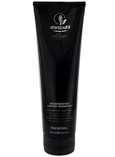 Paul Mitchell Awapuhi WildGinger Moisturizing Lather Shampoo 250ml