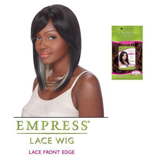 Sensationnel Empress Natural Lace Front Edge Wig - Bonnie