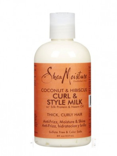 Shea Moisture Coconut Curl Style Milk 236ml