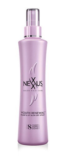 Nexxus Youth Renewal Plump & Lift Blow Dry Spray 221ml