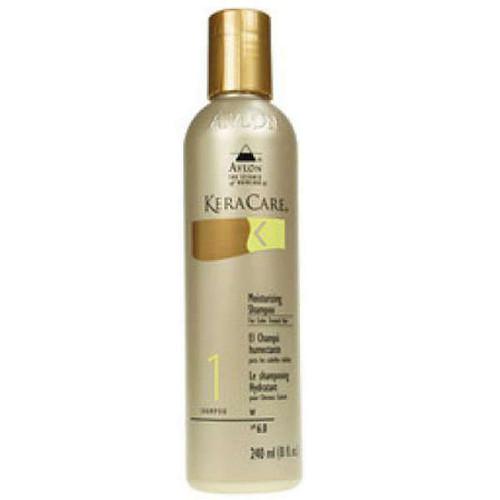 Keracare Moisturizing Shampoo For Color Treated 240ml