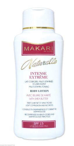 Makari Naturalle Intense Extreme Lightening Toning Body Lotion 500ml