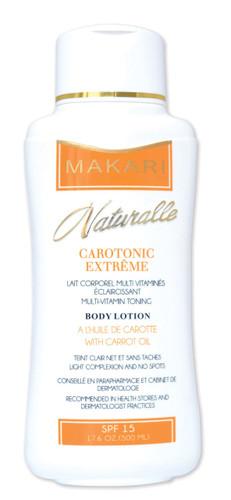 Makari Naturalle Carotonic Extreme Lightening Toning Body Lotion 500ml