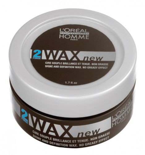 L'Oreal Homme Styling Wax 50ml