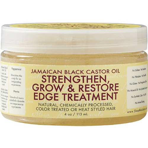 Shea Moisture Jamaican Black Castor Oil Leave in Edge Gel 113ml