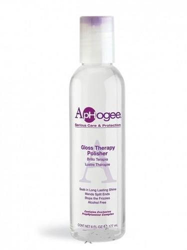 Aphogee Gloss Therapy Hair Polisher 177ml