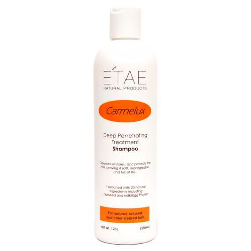 E'tae Carmelux Deep Penetrating Shampoo 12oz