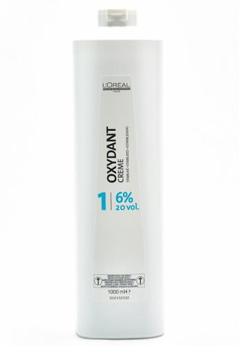 L'Oreal Professionnel Cream Oxidant 20 Vol (6%) 1000ml