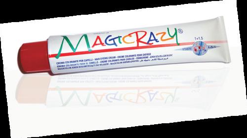 MagiCrazy Professional Permanent Crazy Hair Color 100ml