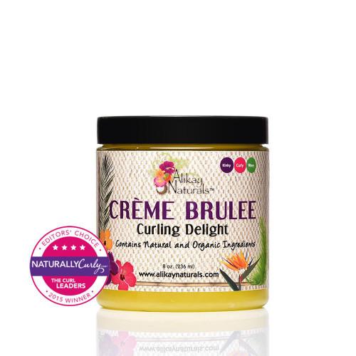 Alikay Naturals Creme Brulee Curling Delight 8oz