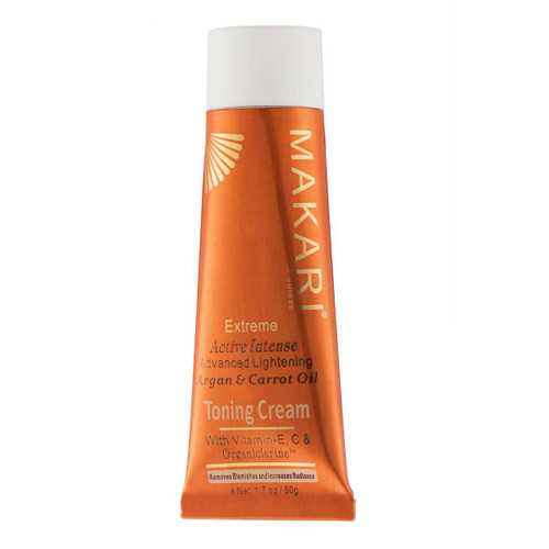 Makari Argan & Carrot Oil Toning Cream 50g
