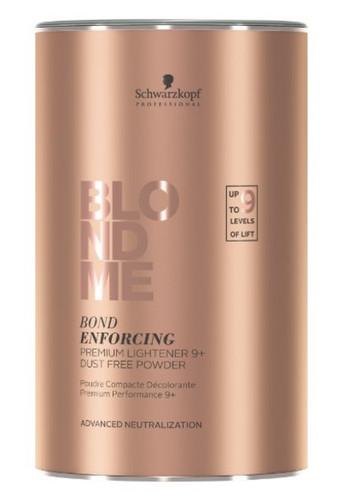 Schwarzkopf Blond Me Bond Premium Lightener 9+ Powder 450g