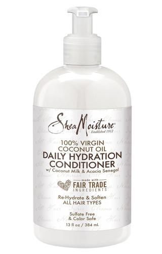 Shea Moisture Virgin Coconut Daily Conditioner 384ml