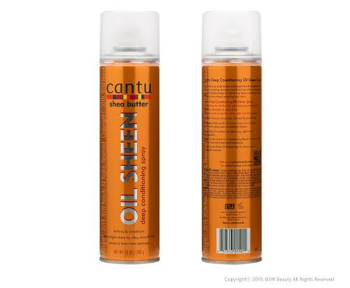 Cantu Shea Butter Oil Sheen Spray 283g
