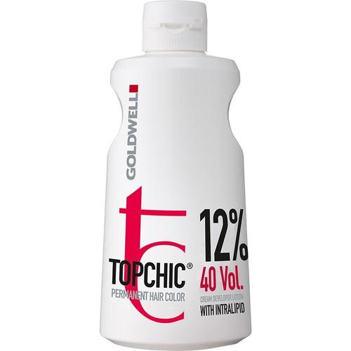 Goldwell Topchic Developer Lotion 40 Volume (12%) 1000ml