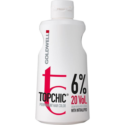 Goldwell Topchic Developer Lotion 20 Volume (6%) 1000ml