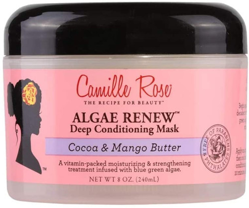 Camille Rose Algae Renew Deep Conditioner 8oz