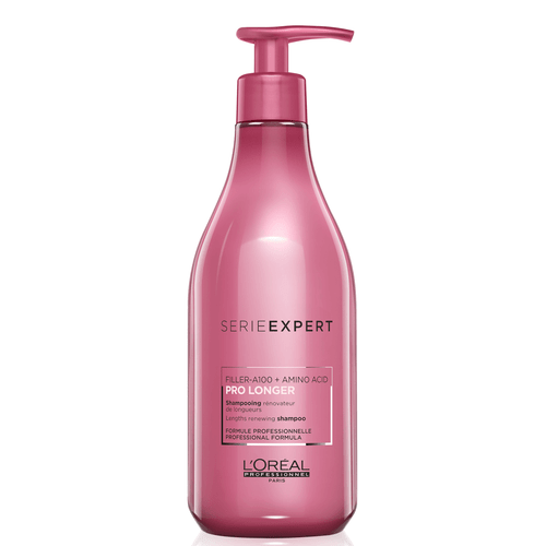 L'Oreal Serie Expert Pro Longer Shampoo 500ml