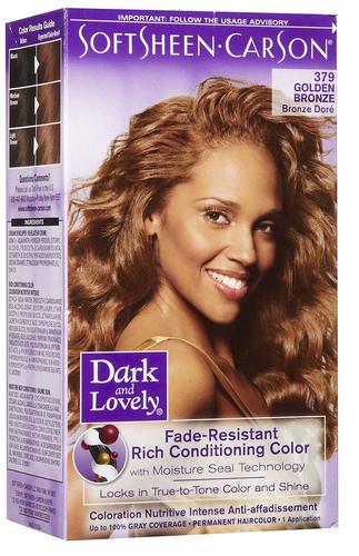 Dark & Lovely Conditioning Color Golden Bronze - 379