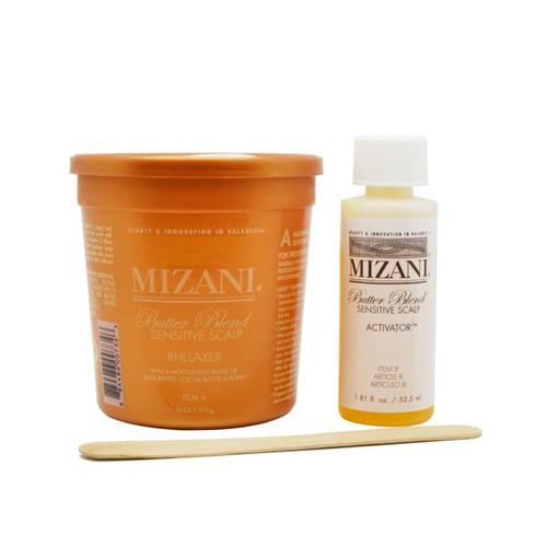 Mizani Butter Blend Hair Relaxer 1 Application