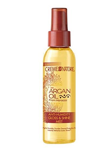 Creme of Nature Argan Oil Gloss & Shine Mist 120ml