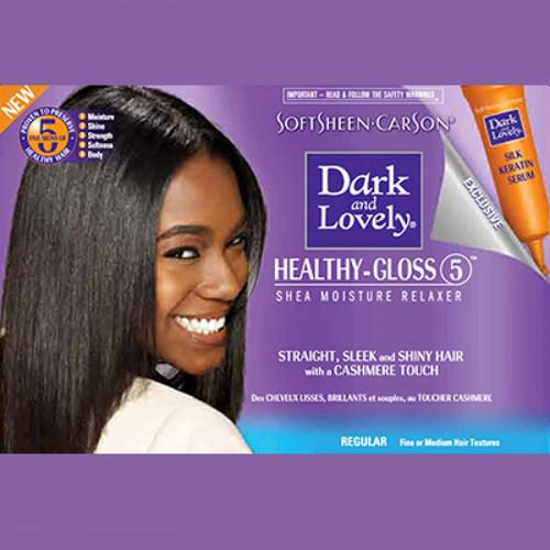 Dark & Lovely Health Gloss Relaxer