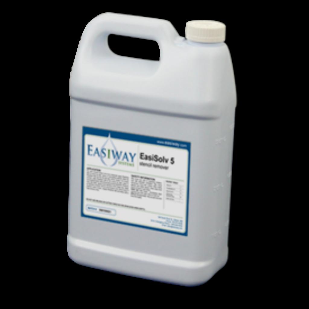 EasiSolv 5 Stencil Remover Concentrate - 1 Gallon
