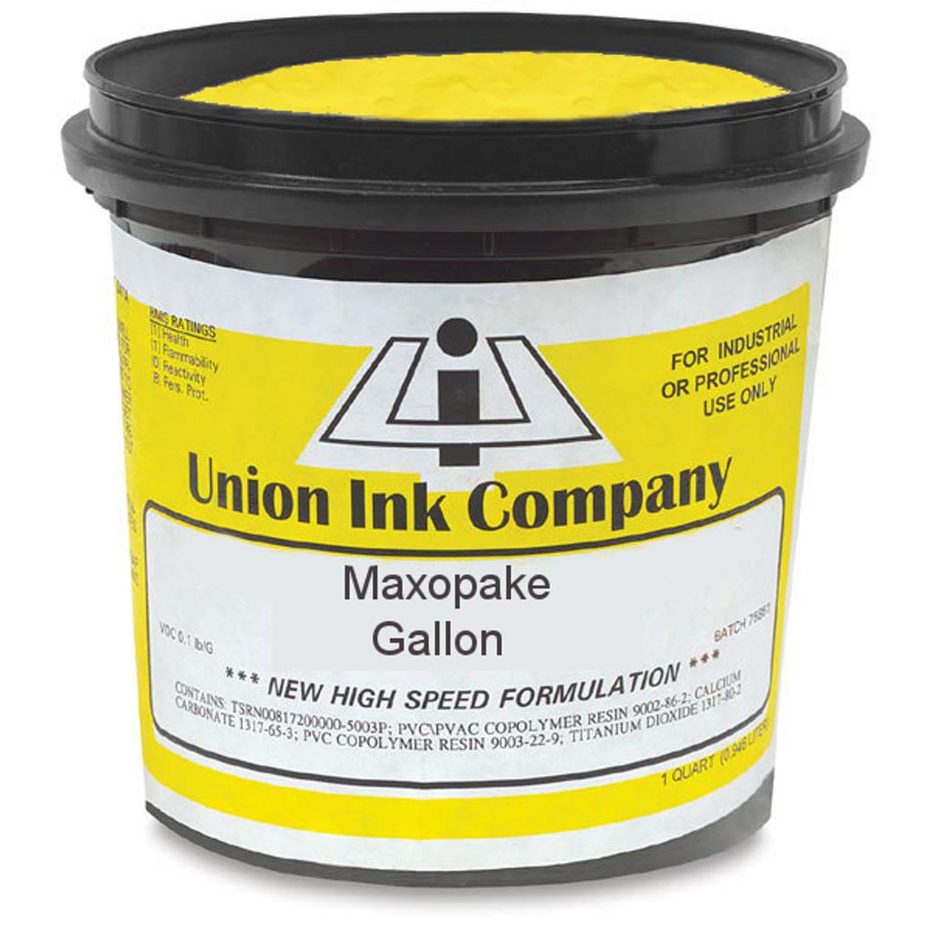 Union Maxopake Chrome Yellow - Gallon