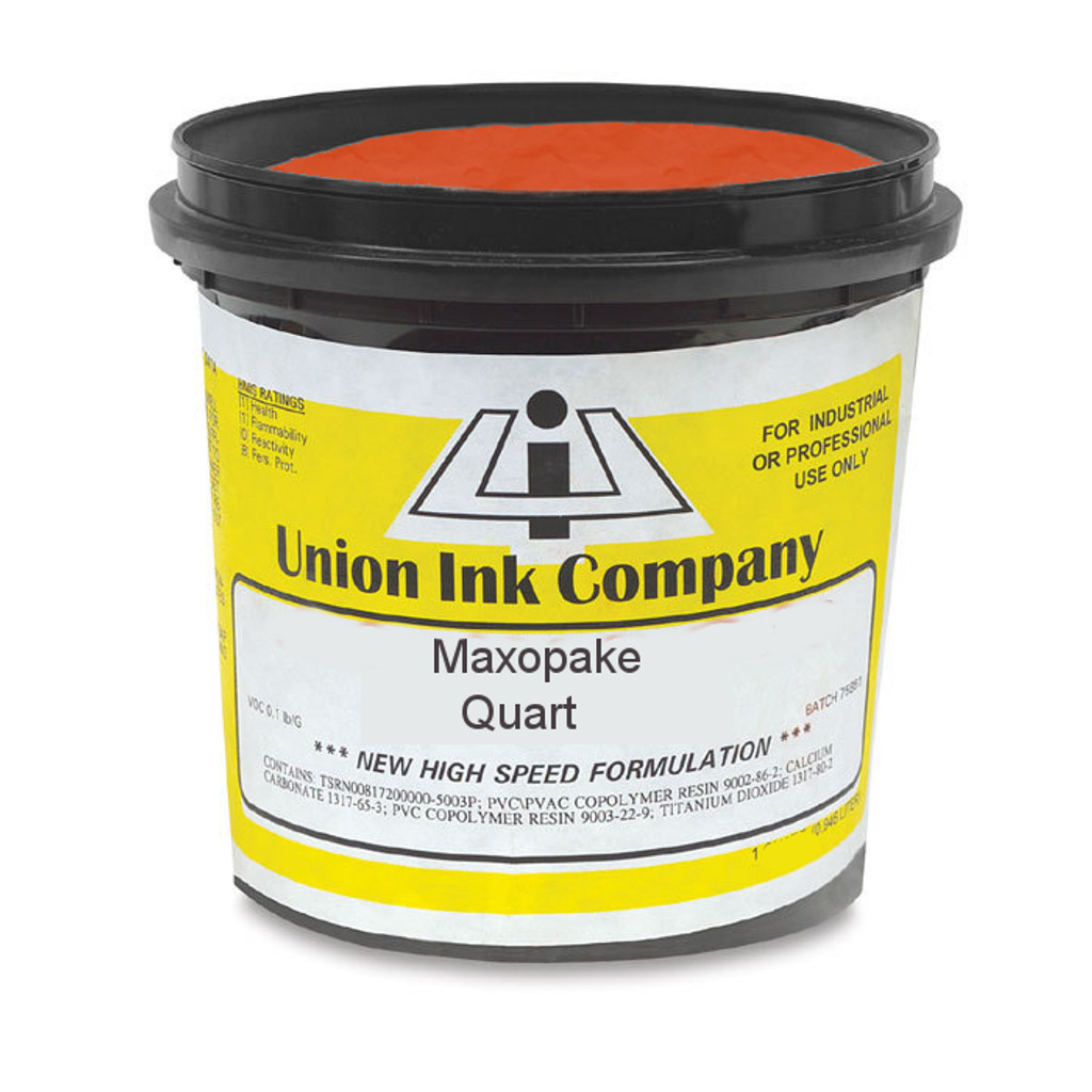 Union Maxopake Scarlett Red - Quart