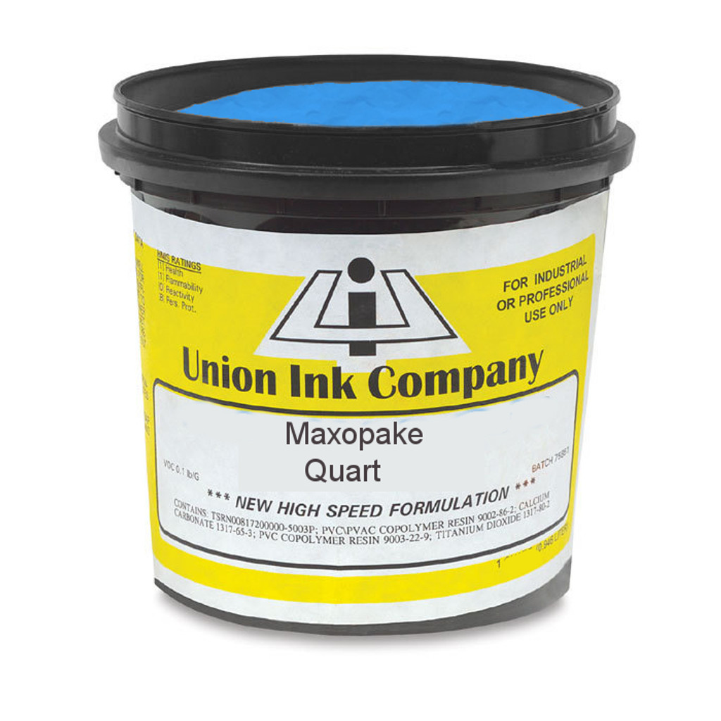 Union Maxopake Bright Blue - Quart