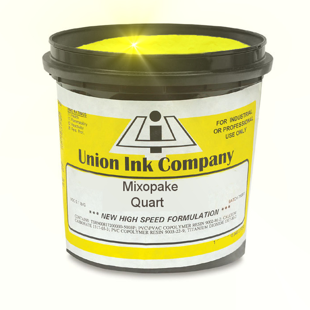 Mixopake Fluorescent Orbit Yellow - Quart