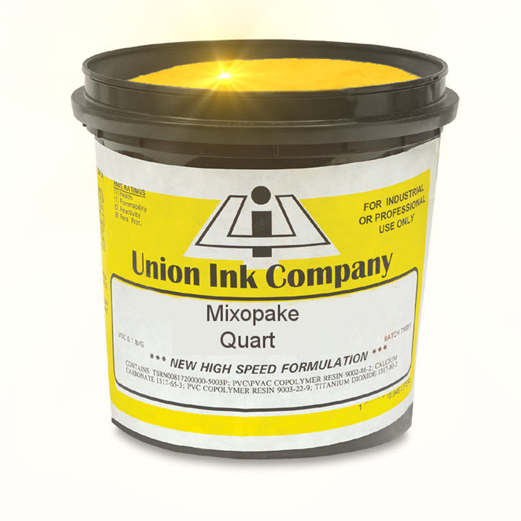 Mixopake Fluorescent Golden Yellow - Quart