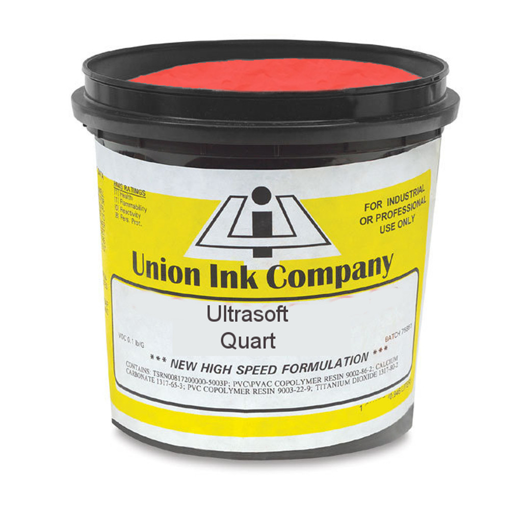Ultrasoft Vermillion Red - Quart