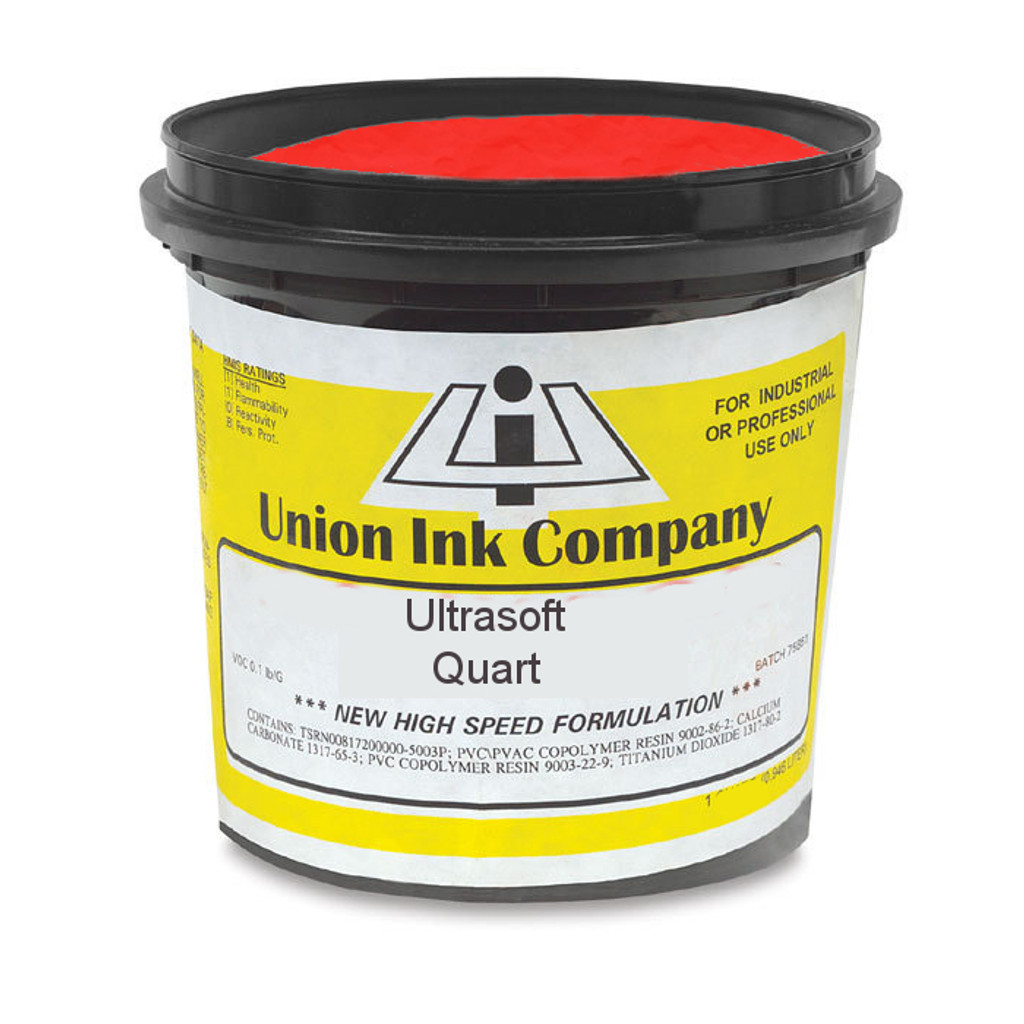 Ultrasoft Bright Red - Quart