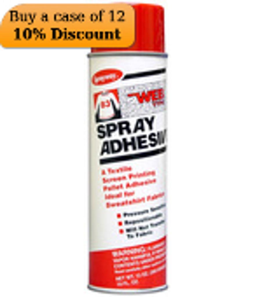 Sprayway 83 Web Adhesive