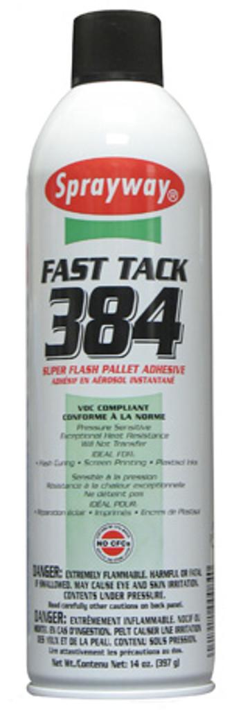 Sprayway 84 Super Flash Spray Adhesive